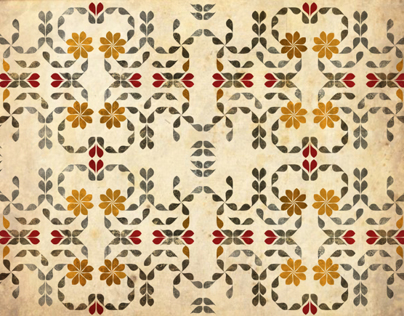 Etno Dance (Pattern Design)