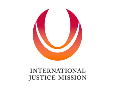 International Justice Mission Logo Design