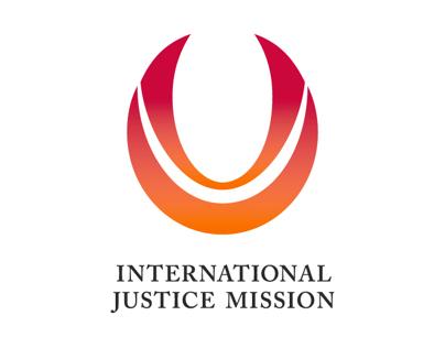International Justice Mission Logo Design