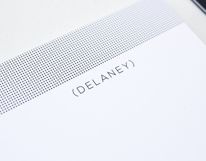 DELANEY MARKETING BRAND IDENTITY