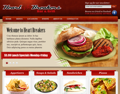 Heart Breakers Bar & Grill