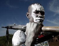 Mursi tribe of the Omo