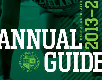 Cleveland State Rec Annual Guide