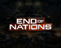 End of Nations : Concept Art - Character