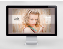 Site for VasiliySaenko, photographer