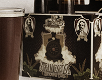 Edens & Coyne Steam Engine Ale