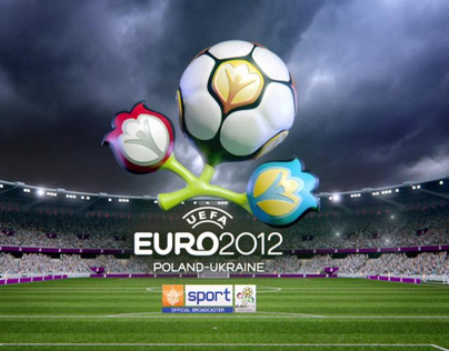 Al Jazeera Broadcast design for Euro 2012