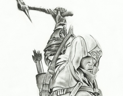 Fan Art Assassin's Creed III