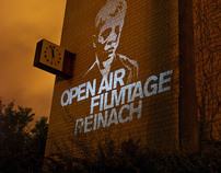 OPEN AIR CINEMA REINACH 2010