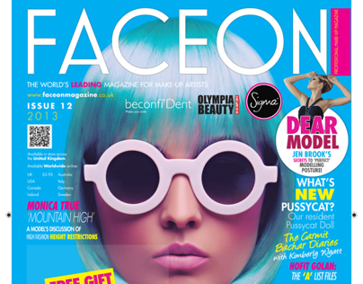 FACEON Magazine | ISSUE 12