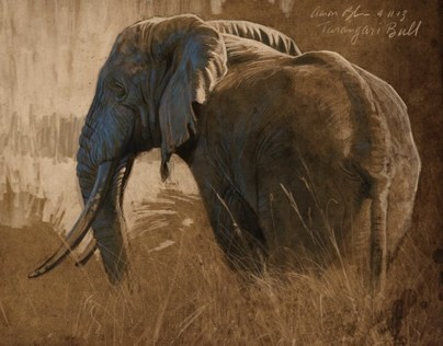 The Animal Art of Aaron Blaise