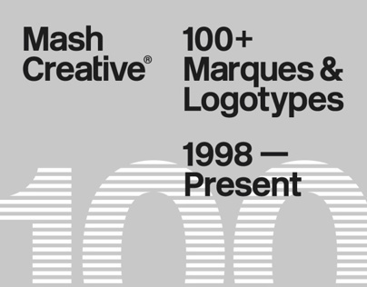 100+ Marques & Logotypes