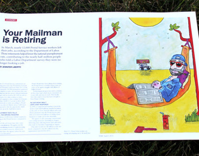 Your Mailman is Retiring
