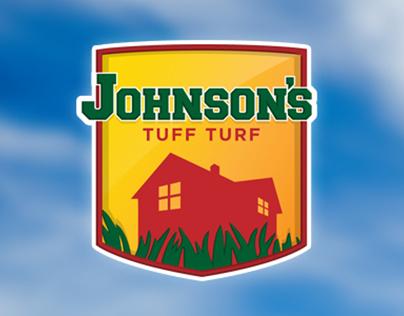 Johnsons Tuff Turf Identity & Branding