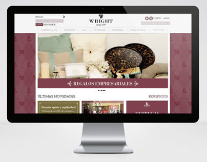 Wright Website