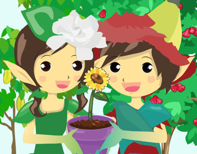 Botanian - Gardening Game for Children