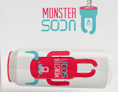 MONSTER SODA