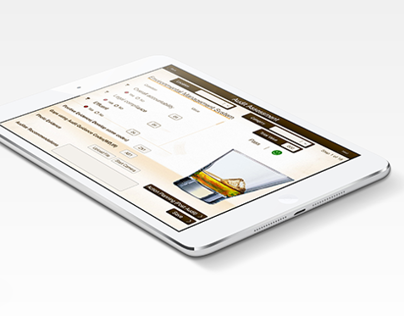 Audit Assessment App for iPad