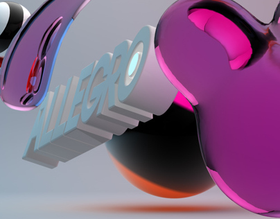 Allegro On Air Branding 2012