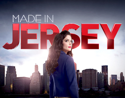 "'Made In Jersey"" Opening Titles"