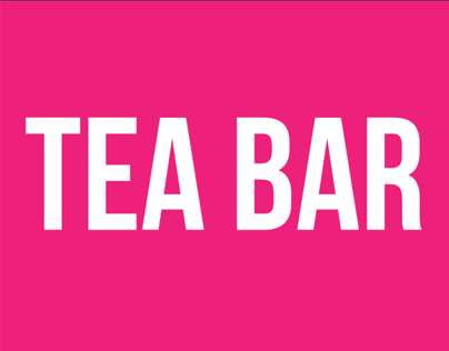 Identidade Visual: Tea Bar