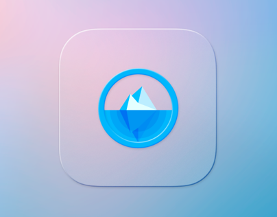 Transparent App Icon