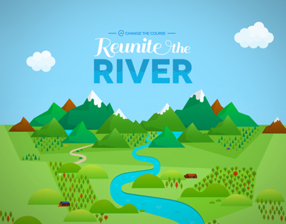 Reunite The River