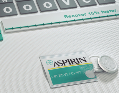 15% for Aspirin 2013