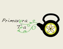 Primavera Tea Corporate Identity
