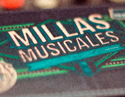 MILLAS MUSICALES