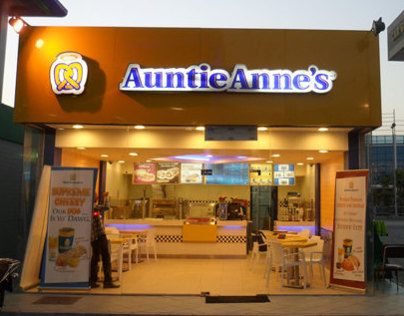 Auntie Anne's Emirates Masr Branch