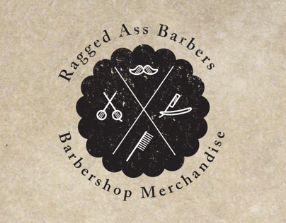 Barbershop merchandise
