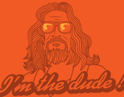 The big lebowski // Im the dude