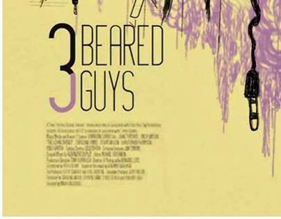 3 BEARDED GUYS