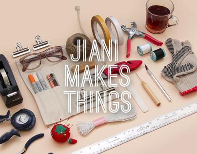 Jiani Makes Things