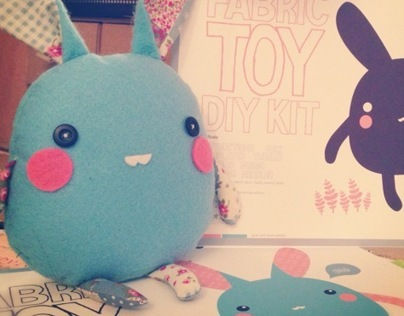 DIY Fabric Toy Kit