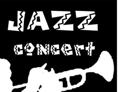 Jazz Concert Event Posters