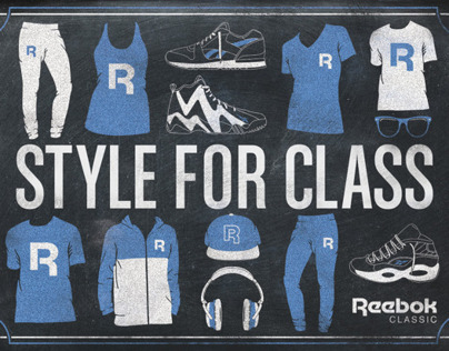 Reebok - Back To School Commercial Package