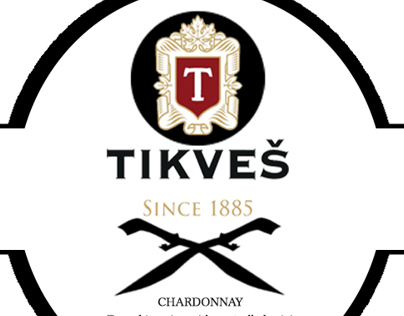 TIKVES WINE LABEL DESIGN