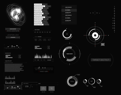 Northrop UI Design