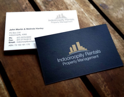 Indooroopilly Rentals - Logo Design