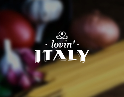 Lovin Italy | BRAND DESIGN