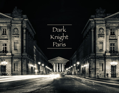 Dark Knight Paris