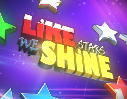 LiKE STARS WE SHiNE