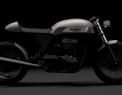 Triumph Ace - The café racer for the new generation