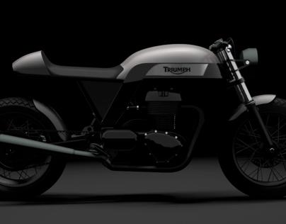 Triumph Ace - The café racer for the new generation