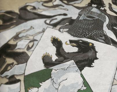 Balkanskys Coat Of Arms