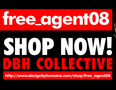 FREE_AGENT08 DBH COLLECTIVE