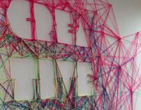 Creative Team installation