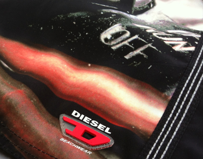 Diesel-beach wear man